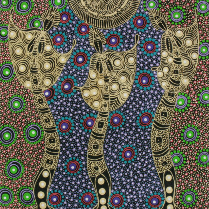 Colleen Wallace - Dreamtime Sisters - Cat 11092CW