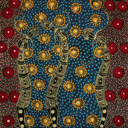 Colleen Wallace - Dreamtime Sisters - Cat 11093CW