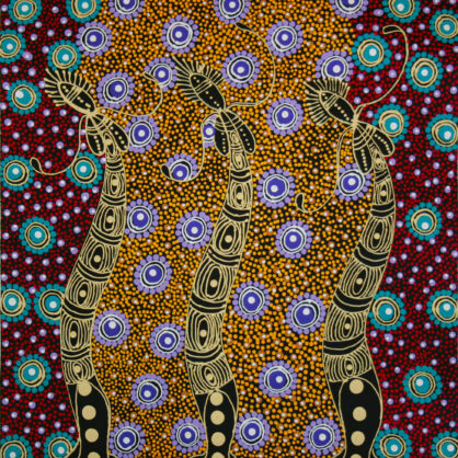 Colleen Wallace - Dreamtime Sisters - Cat 11095CW