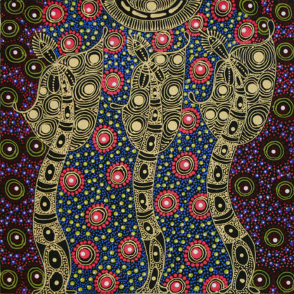 Colleen Wallace - Dreamtime Sisters - Cat 11104CW