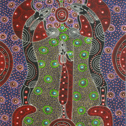 Colleen Wallace - Dreamtime Sisters - Cat 14182CW