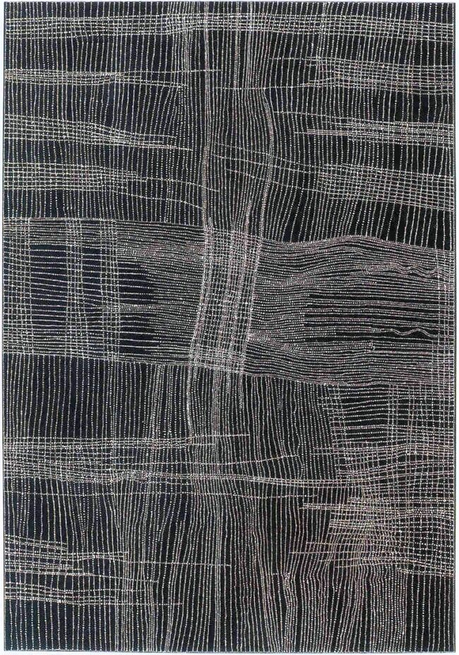 Dorothy Napangardi - Salt on Mina Mina 2001 - 18th National Aboriginal & Torres Strait Islander Art Award