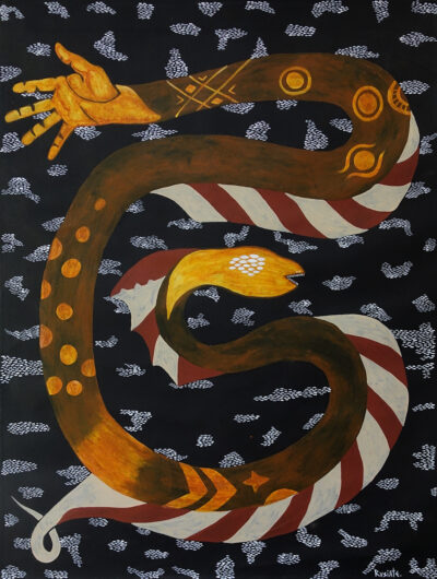 Rusiate Lali - The Rain Serpent (II) - Cat No FJ578