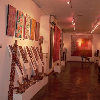 Gallery Gondwana - Alice Springs, NT (March 2006)